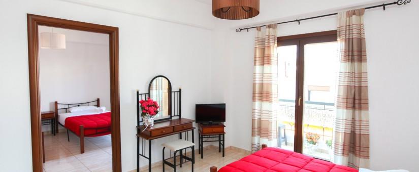 Appartamento con due camere